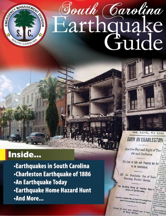 South Carolina Earthquake Guide