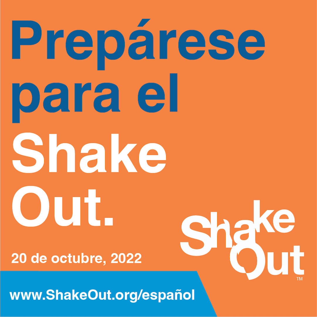 ShakeOut: Get Ready (Instagram)