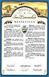 San Bernardino County Proclamation