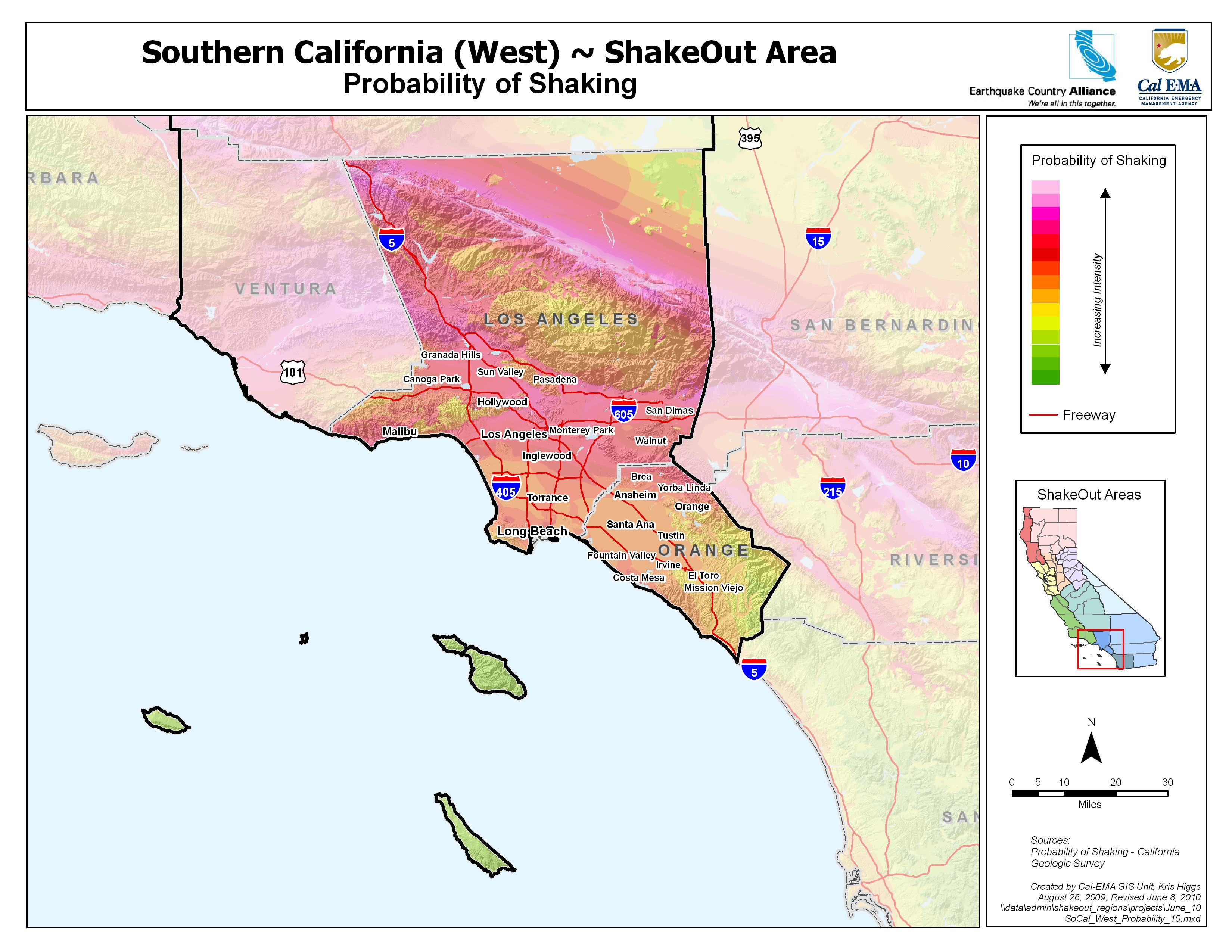 Us Interstate Map Pdf Google Images Map Usa Highway Map Images Us - Los angeles pollution map