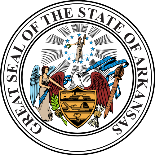 State of Arkansas seal