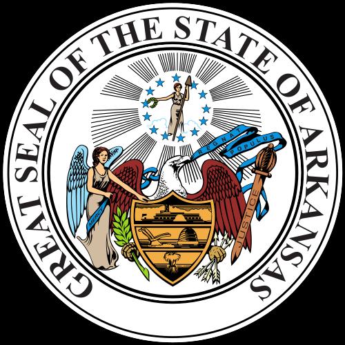 State of Arkansas seal
