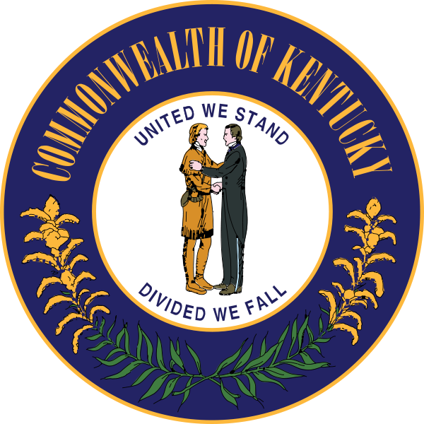 Commonwealth of Kentucky seal