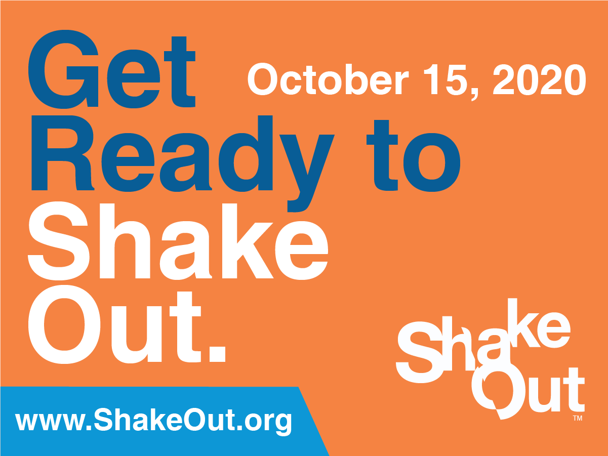 ShakeOut: Get Ready (Facebook)