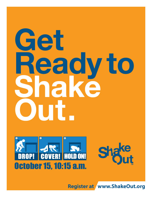 Get Ready to ShakeOut