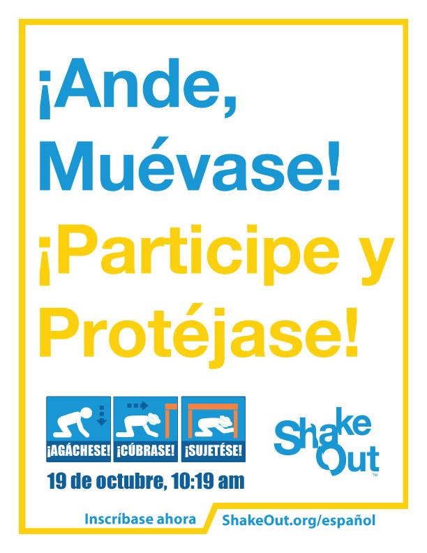 Muévase Poster