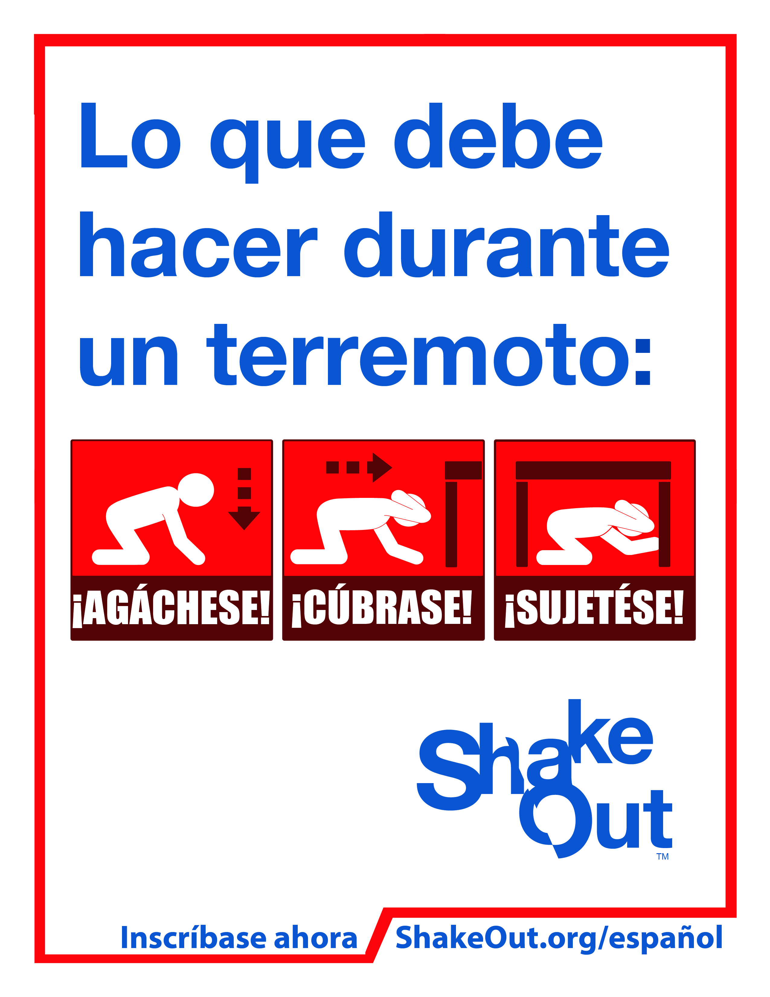 Que hacer Poster