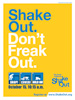 Poster Image: ShakeOut Don't Freak Out