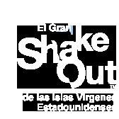 El Gran ShakeOut de U.S. Virgin Islands
