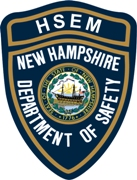 New Hampshire Homeland Security and Emergency Management Logo