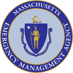 Massachusetts Emergency Management Division Logo