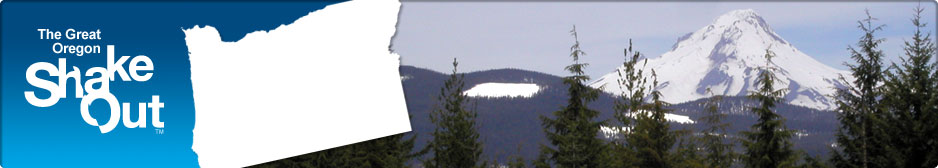 The Great Oregon ShakeOut