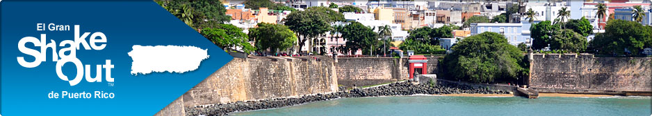 El Gran ShakeOut de Puerto Rico