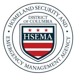 D.C. Homeland Security and Emergency Management Agency Logo