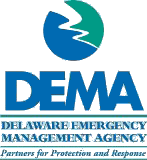 Delaware Emergency Management Division Logo