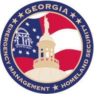 Georgia Emergency Management Division Logo