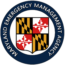 Maryland Emergency Management Division Logo