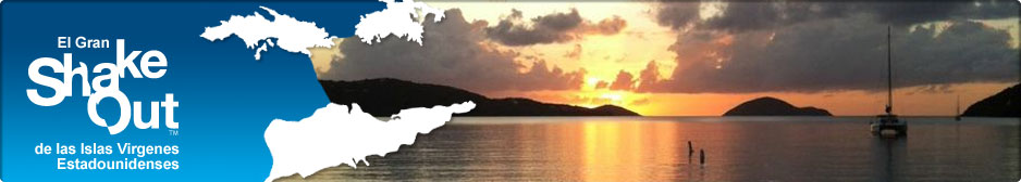 The Great Islas Virgenes E.U. ShakeOut