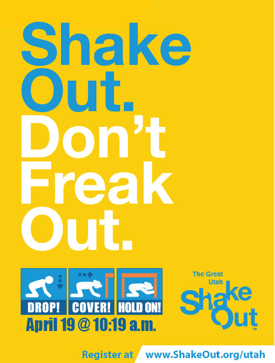 Poster Don't Freak Out