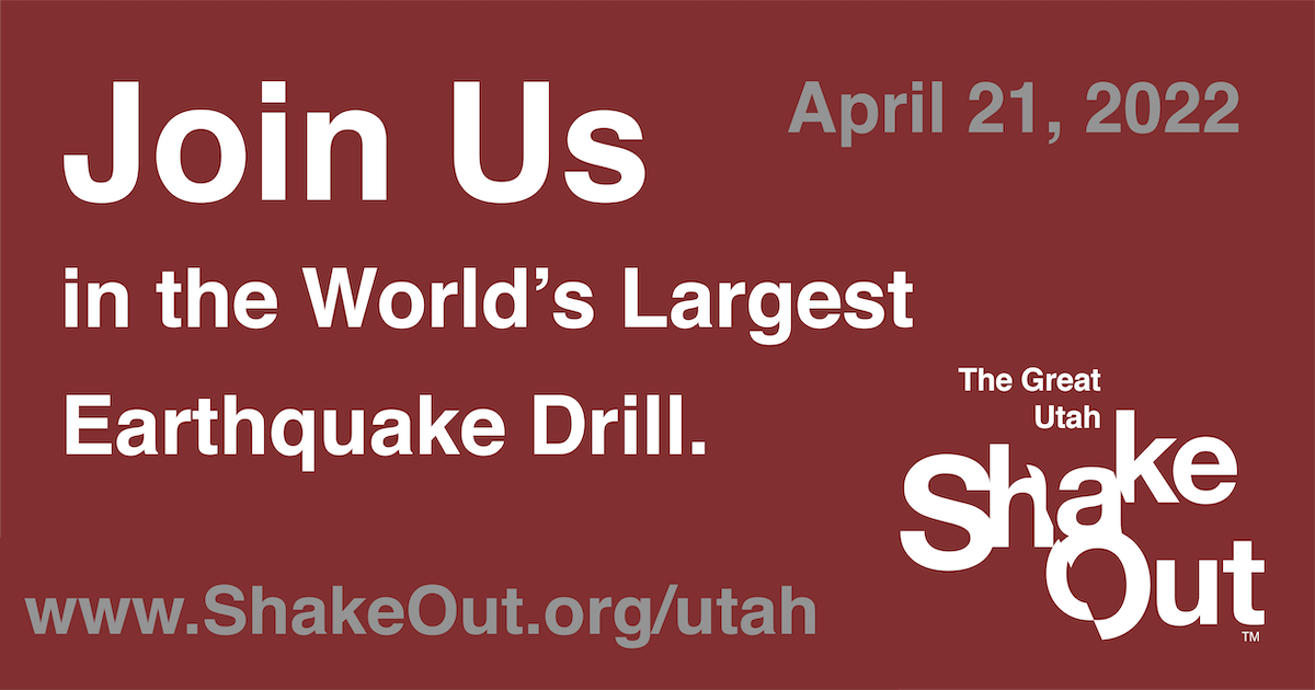 ShakeOut: Join Us (Facebook)