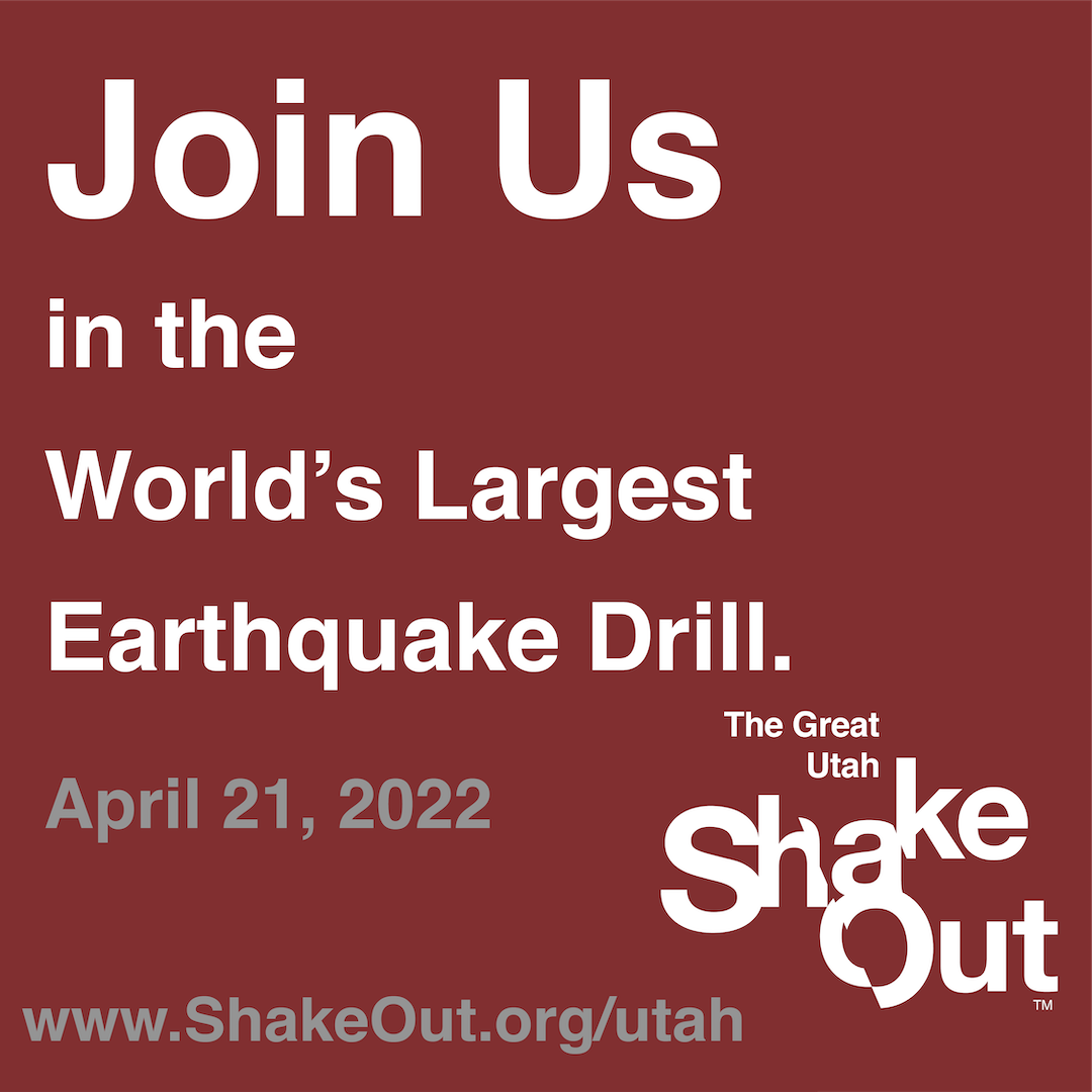 ShakeOut: Join Us (Instagram)