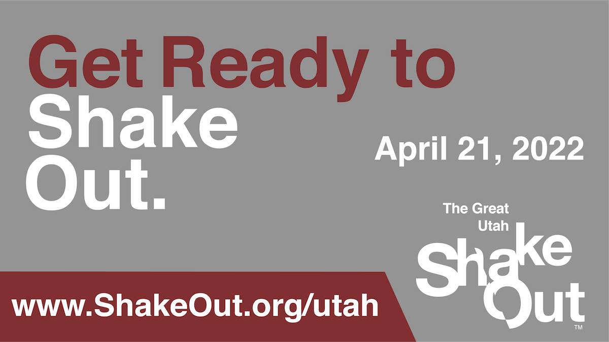 ShakeOut: Get Ready (Twitter)