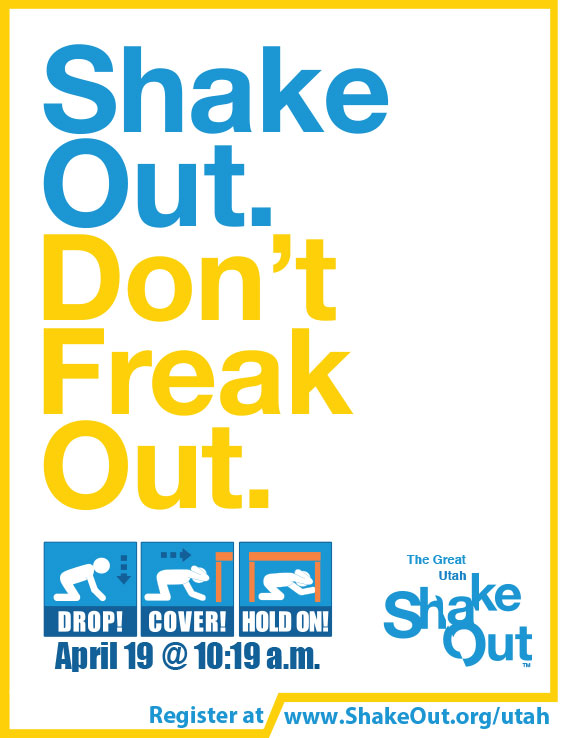 Poster Don't Freak Out Frame