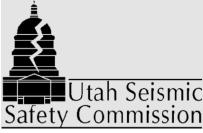 Utah Seismic Safety Commission
